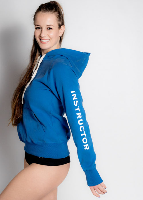Pole Place Pull Over Hoodie